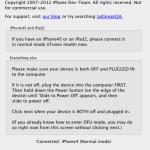 iOS 5.1 Jailbreak環境について