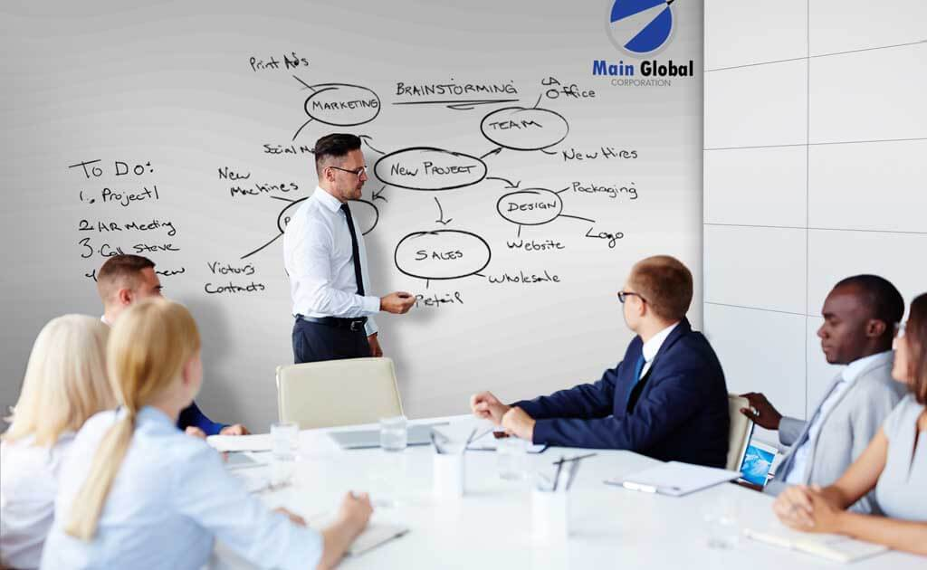Pattern theme design zero ghosting writable wall covering