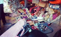 Lajpat Nagar market for handbags