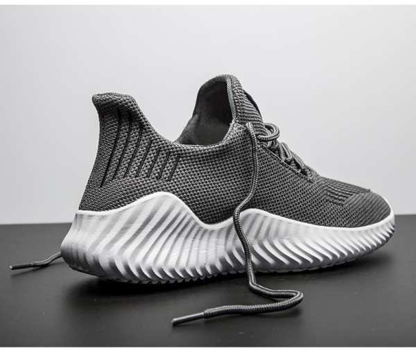 Baskets sneakers légères et respirantes design haut qualité pour homme