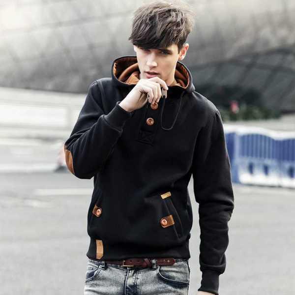 Hoodie Design Style Streetwear Modern For Men