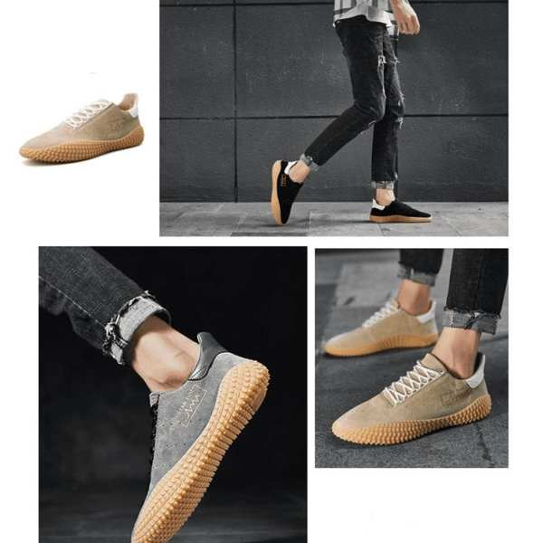 Comfortable casual breathable shoes for men