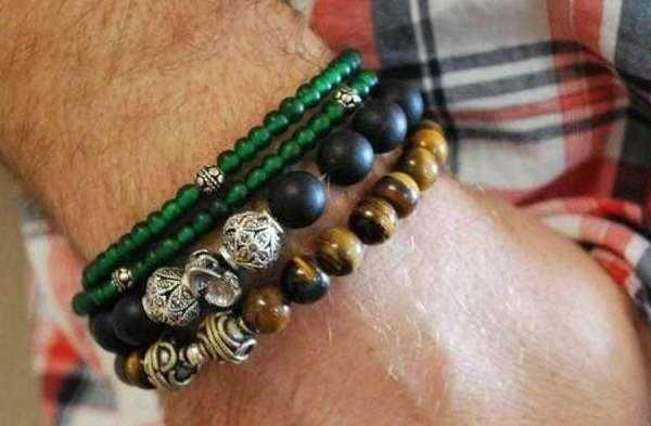 Mode Homme Bracelets