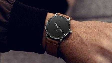 Mode Homme Montres