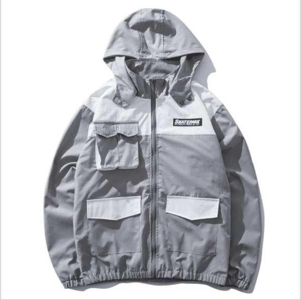Men's Urban Style Coat Jacket