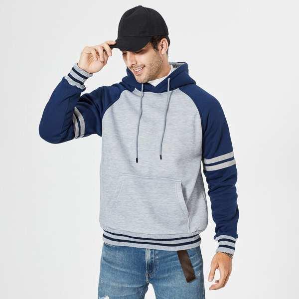 Hoodie design vintage pour hommes