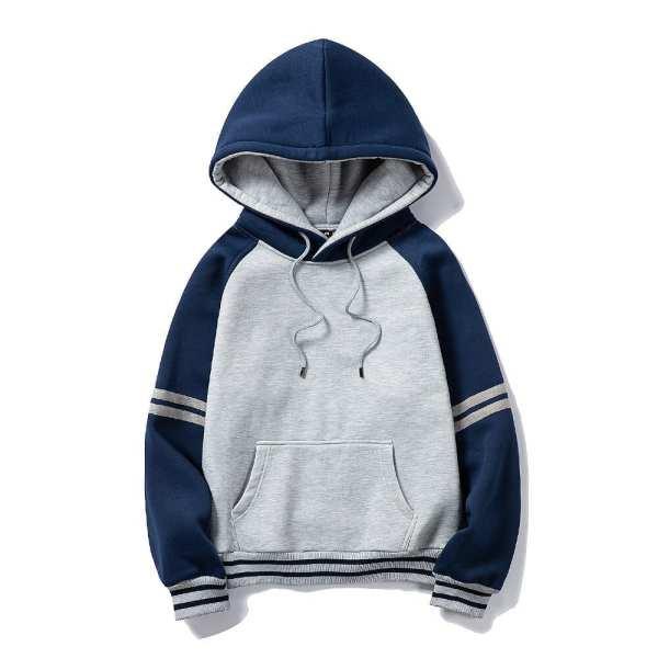 Classic vintage hoodie for men