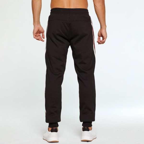 Pantalon de survêtement cordon de serrage pour hommes