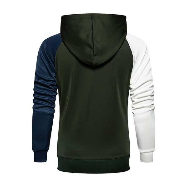 Hoodie three-color hoodie for men