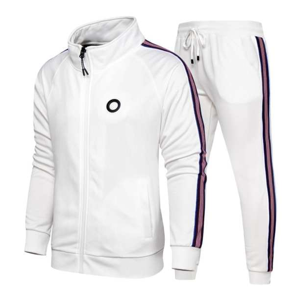 Stylish streetwear tracksuit for men