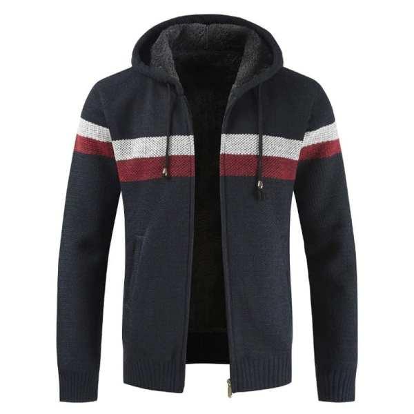Men's hoodie hoodie style jacket