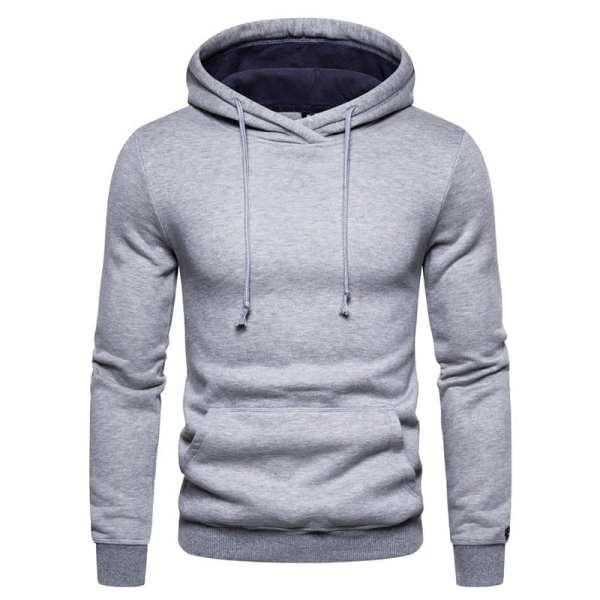 Men's sport-style hoodie