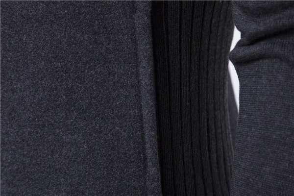 Costume Blazer design moderne coupe cintrée hommes