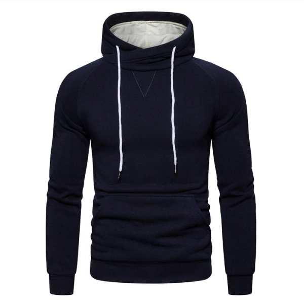 Sweat à capuche hoodie moulant original pour hommes