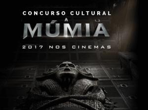 Concurso Cultural A Múmia Cinemark