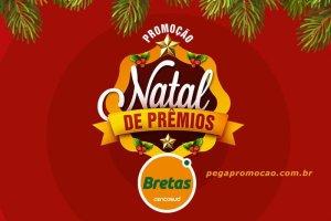 Promoção de Natal Bretas Supermercados 2017