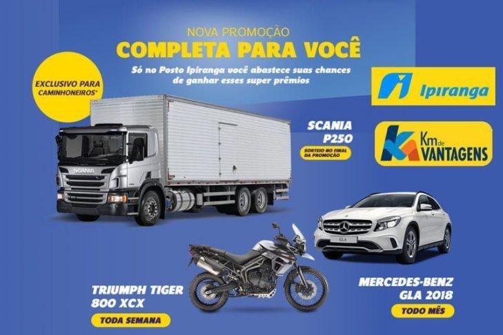 Promoção Km de Vantagens Completa Pra Você