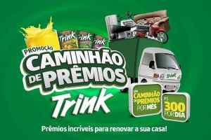 Promoção Caminhão de Prêmios Trink