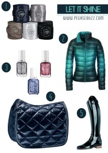 www.pegasebuzz.com | Equestrian Fashion : Let It Shine
