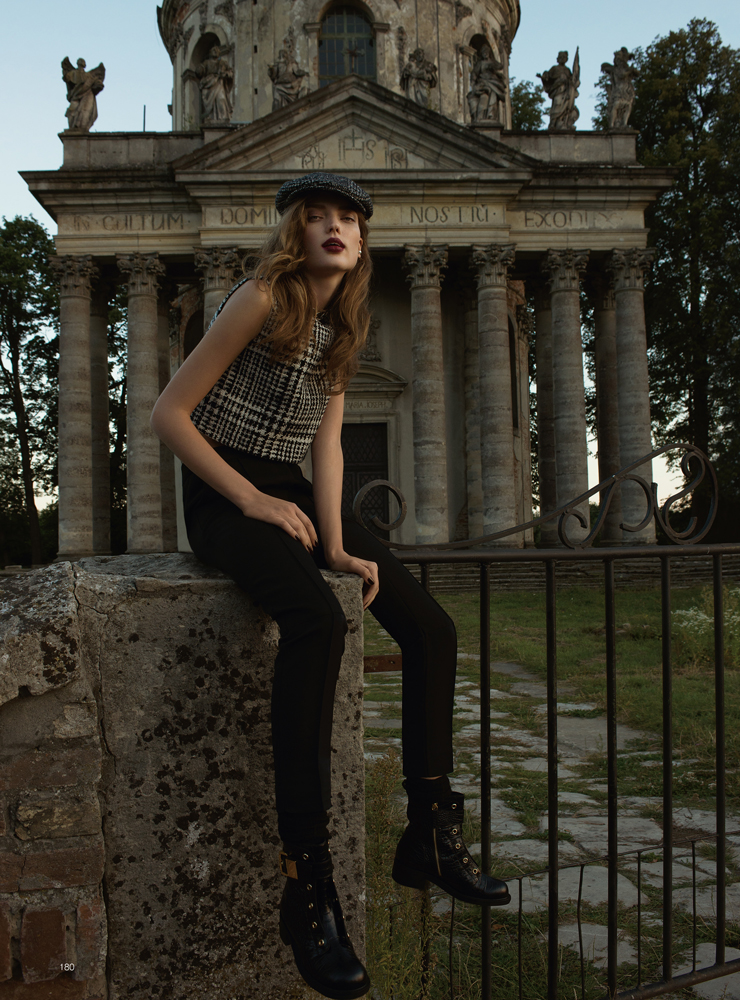 www.pegasebuzz.com   Natalia Chabanenko by Dima Honcharov for Harper's Bazaar, october 2013