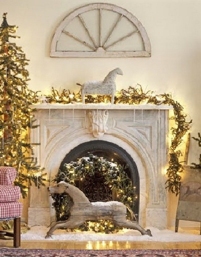 www.pegasebuzz.com | Equestrian Decor for Christmas