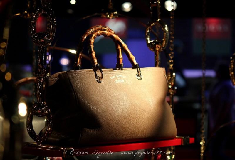 www.pegasebuzz.com   Boutique Gucci Paris Masters 2013 photographiée par Roxanne Legendre