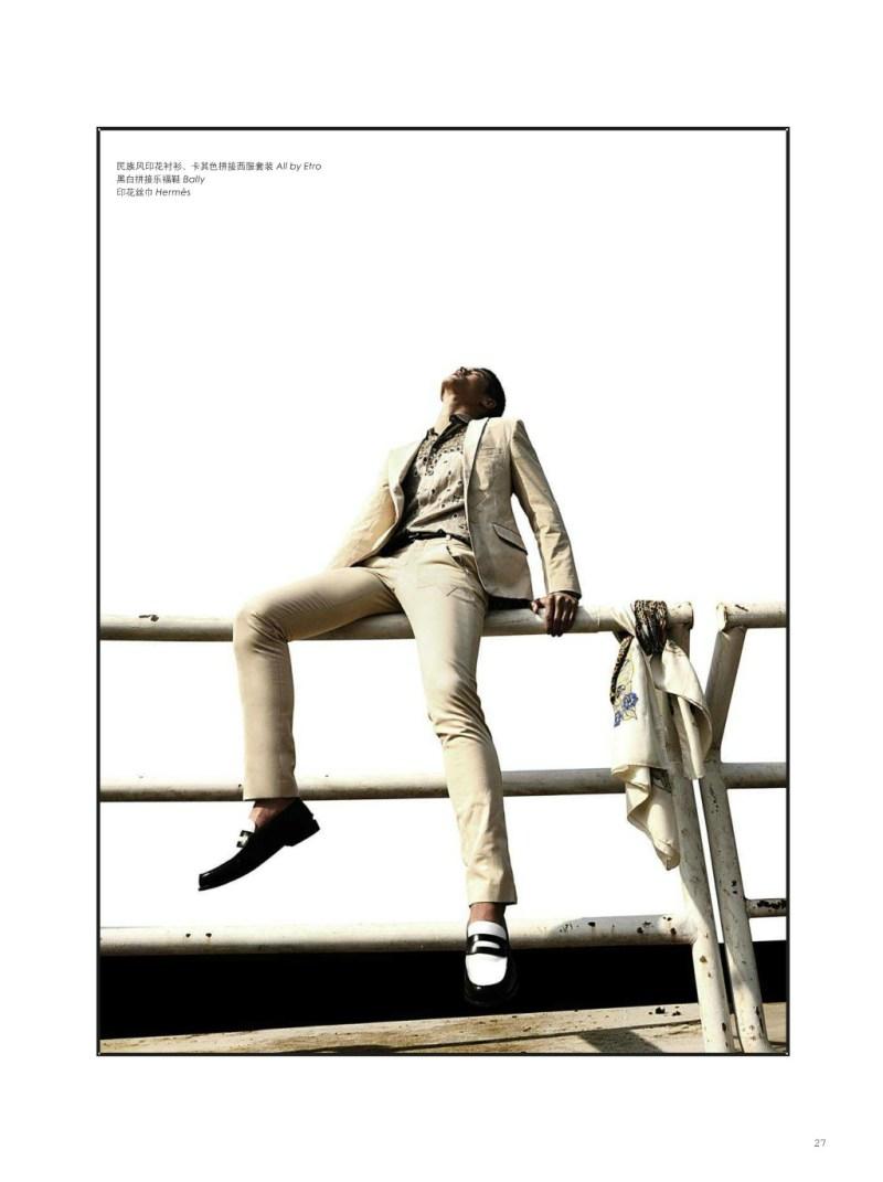 www.pegasebuzz.com | Hao Yun Xiang for Fashion Weekly, may 2014