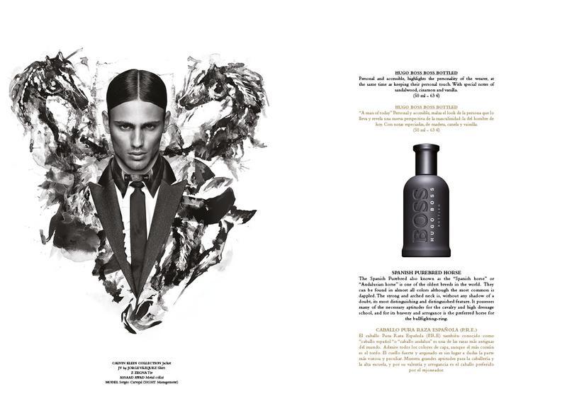 www.pegasebuzz.com | Dima Dionesov, Frederik Meijnen, Sergio Carvajal by Greg Swales for Horse Magazine #5