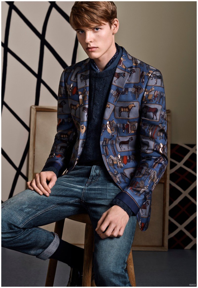 www.pegasebuzz.com | Gucci pre-fall 2015 men's collection