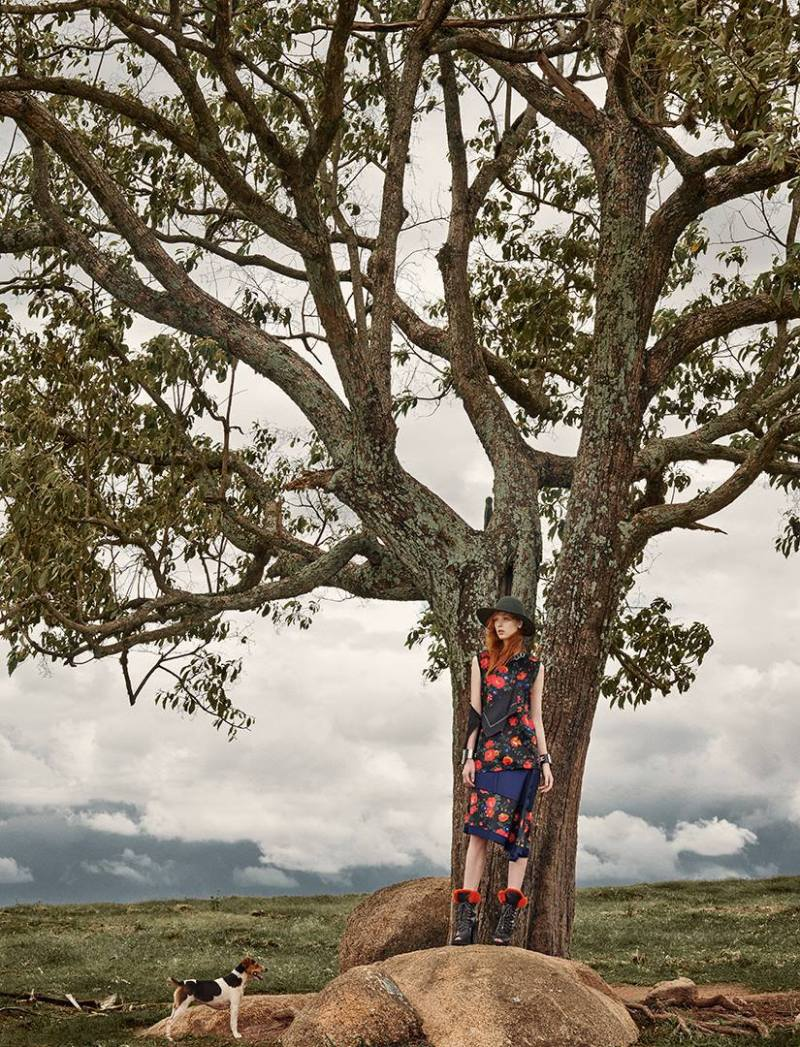 www.pegasebuzz.com | Zee Nunes for Vogue Brazil, march 2015