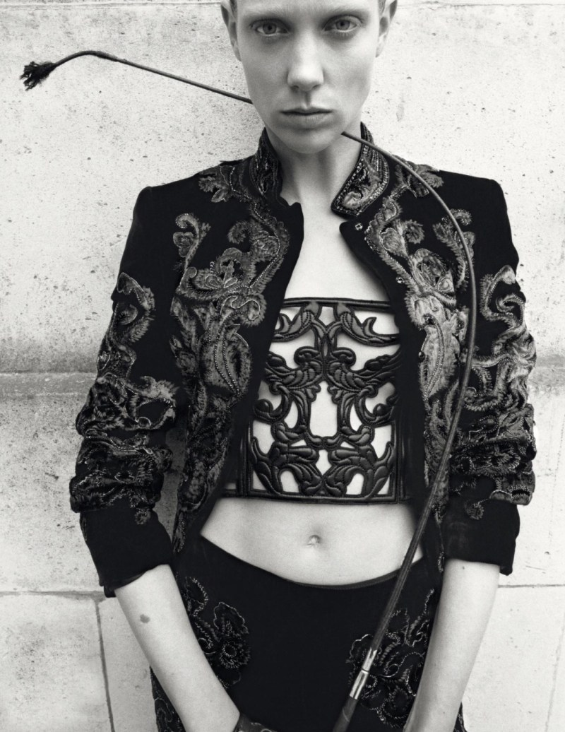 www.pegasebuzz.com | Annely Bouma by Koto Bolofo for Numéro, september 2015