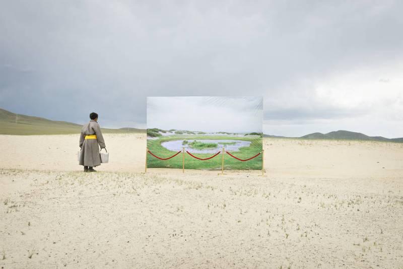 www.pegasebuzz.com   Equestrian photography : Daesung Lee - Futuristic Archaeology