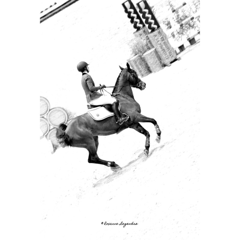 www.pegasebuzz.com | Jumping International de Bordeaux, Reed Keessler - Photographe : Roxanne Legendre