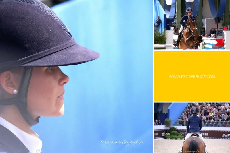 www.pegasebuzz.com | Emma Tallberg by Roxanne Legendre, Saut Hermès 2015