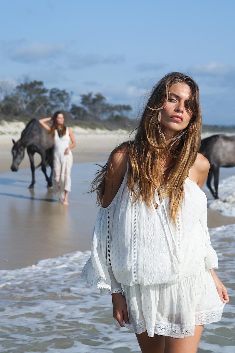 www.pegasebuzz.com | David Hauserman for Miss June Sirens, lookbook 2016