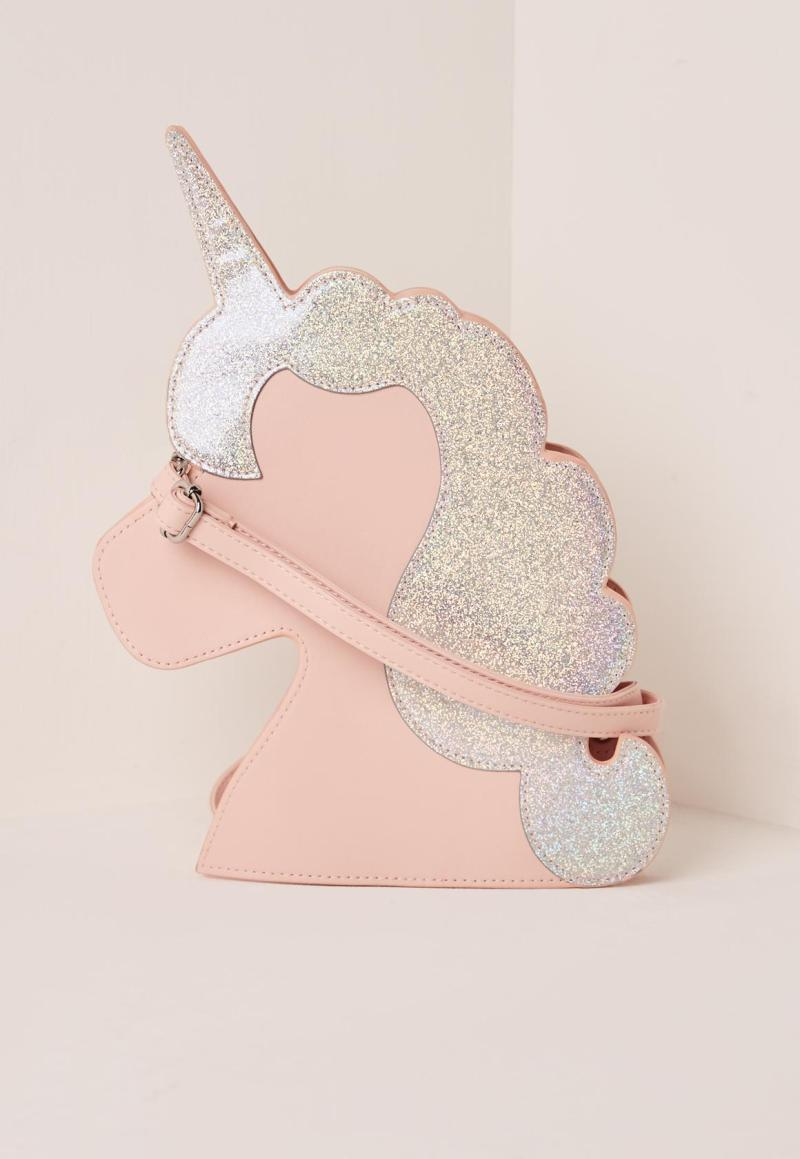 www.pegasebuzz.com | Missguided - trousse de maquillage I'm really a unicorn