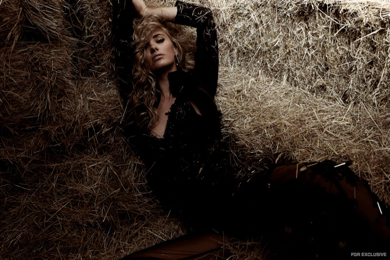 www.pegasebuzz.com | Brooke Hogan by Liane Hurvitz for Fashion Gone Rogue Exclusive, April 2017