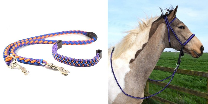 www.pegasebuzz.com | Handwoven Browbands