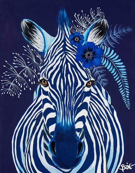 www.pegasebuzz.com | Interior decor : Spring Whitaker - zebra