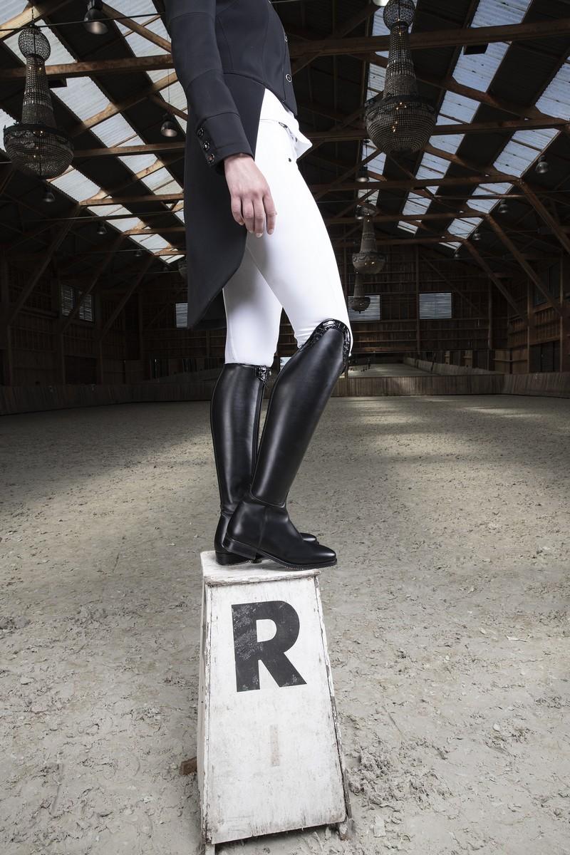 www.pegasebuzz.com | Equestrian Fashion : Rectiligne Boots.