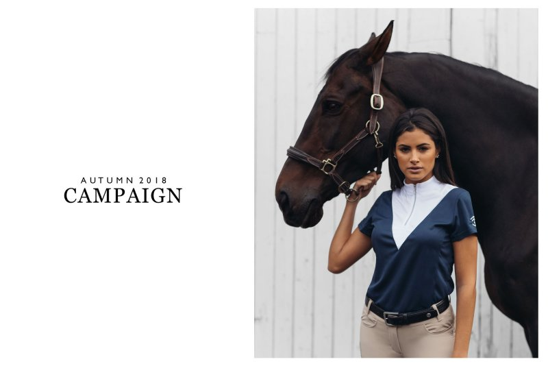 www.pegasebuzz.com | Equestrian fashion : Aztec Diamond lookbook, automn 2018.