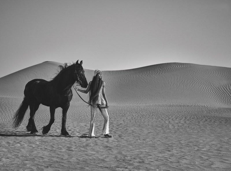 www.pegasebuzz.com | Ciara by Mariano Vivanco for Vogue Arabia, february 2019.