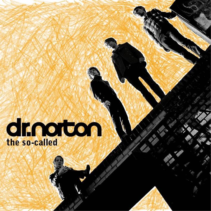 """DR Norton """"the so-called"""" pochette album"""