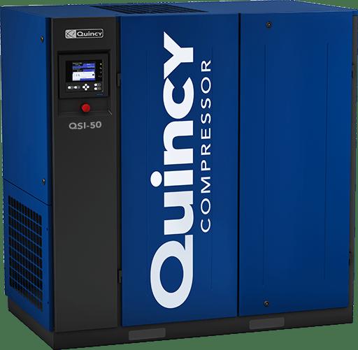 Compresor de tornillo Quincy QSI