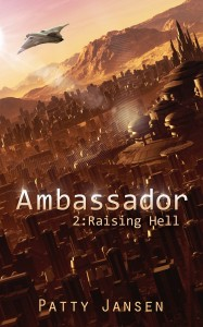 Ambassador by Patty Jansen