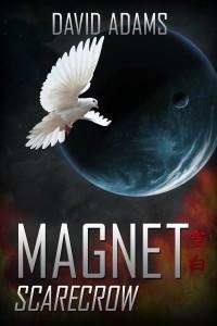 Magnet: Scarecrow by David Adams
