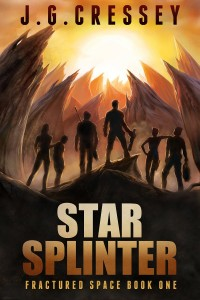Star Splinter by J.G. Cressey