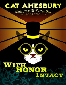 With Honor Intact by Cat Amesbury