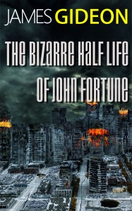 The Bizarre Half Life of John Fortune by James Gideon