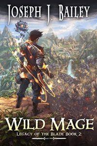 Wild Mage by Joseph J. Bailey
